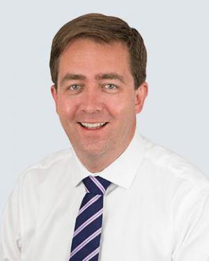 Portrait image of Senator the Hon James McGrath