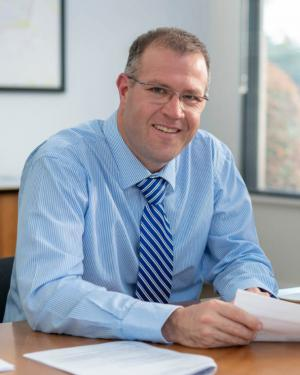 Image of Assistant Minister Ben Morton