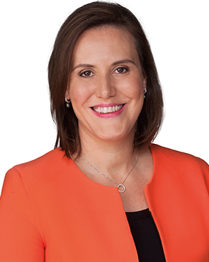 Portrait photo of Minister Kelly O'Dwyer MP